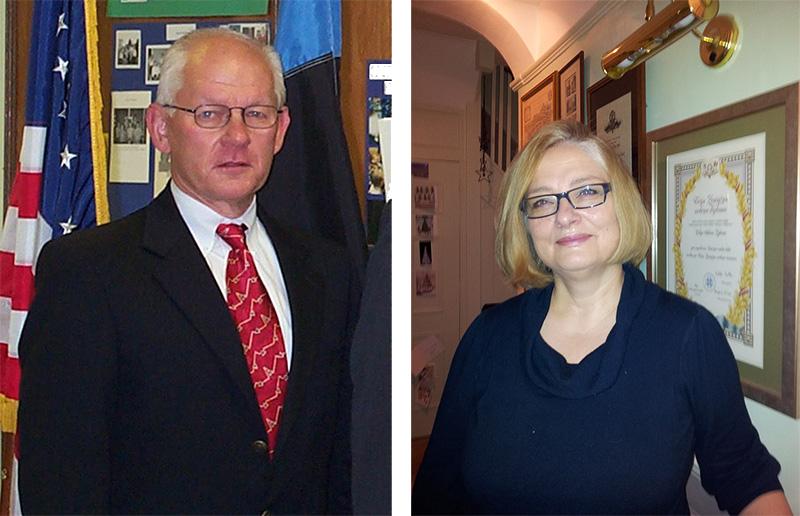 Jānis Kukainis un Lilija Zobens